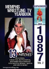 1987 Memphis TV Yearbook Vol 2