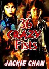 36 Crazy Fists (San shi liu mi xing quan)