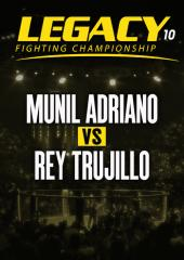 Munil Adriano vs. Rey Trujillo