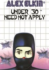 Alex Elkin: Under 30 Need Not Apply