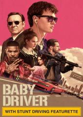 Baby Driver with Bonus Featurette