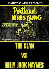 Barry Owens Presents Portland Wrestling Vol 3
