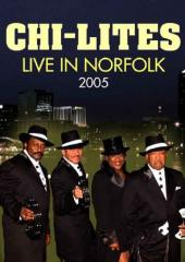 The Chi-Lites: Live in Norfolk 2005