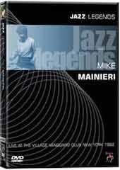 Mike Mainieri - Jazz Legends