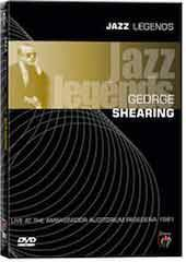 George Shearing - Jazz Legend