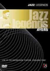 Roy Ayers - Jazz Legends: Live Brewhouse Theater 1992