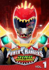 Power Rangers: Dino Super Charge - Volume 1