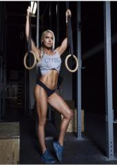 Holly Barker Lunge Series