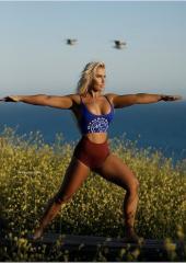 Holly Barker Squat Series