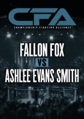 Fallon Fox vs. Ashlee Evans Smith