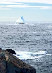Change Islands Iceberg: Newfoundland
