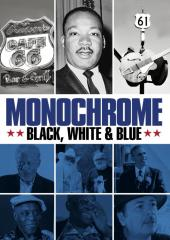 Monochrome: Black, White and Blue