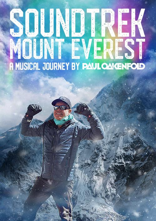 Soundtrek Mount Everest : A Musical Journey by Paul Oakenfold
