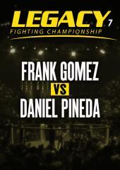 Frank Gomez vs. Daniel Pineda