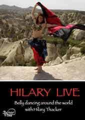 Hilary - Live