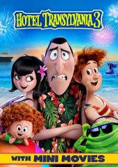 Hotel Transylvania 3 with Mini Movies