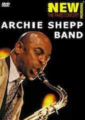 Archie Band Shepp - Geneva Concert