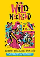 Wild Weekend: Sixties Music, Garage Punk and Utter Madness