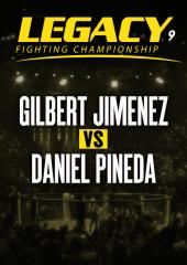 Gilbert Jimenez vs. Daniel Pineda