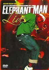 Elephant Man - Live