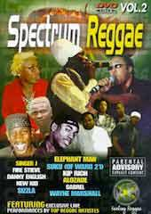 Spectrum Reggae Volume 2