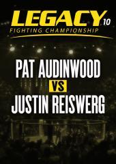 Pat Audinwood vs. Justin Reiswerg