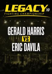 Eric Davila vs. Gerald Harris