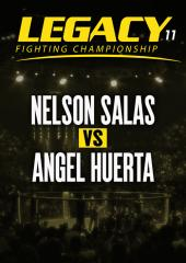 Nelson Salas vs. Angel Huerta