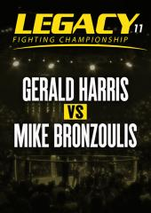 Gerald Harris vs. Mike Bronzoulis