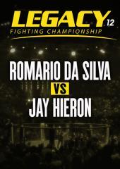 Romario Da Silva vs. Jay Hieron