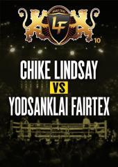 Chike Lindsay vs. Yodsanklai Fairtex
