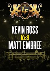 Kevin Ross vs. Matt Embree