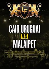 Caio Uruguai vs. Malaipet Sasiprapa