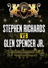Stephen Richards vs. Glen Spencer Jr.