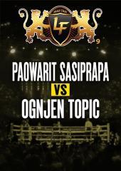 Paowarit Sasiprapa vs. Ognjen Topic