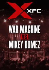 War Machine vs. Mikey Gomez