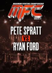 Pete Spratt vs. Ryan Ford