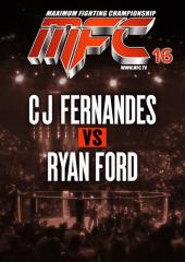 CJ Fernandes vs. Ryan Ford