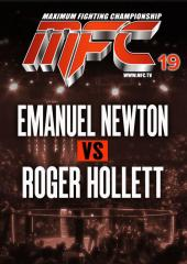 Emanuel Newton vs. Roger Hollett