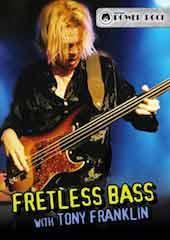 Tony Franklin - Fretless Bass