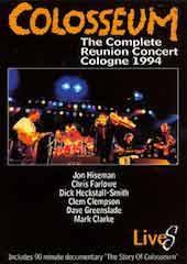 Colosseum - Complete Reunion Concert Cologne 1994
