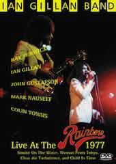 Ian Gillin Band - Live at the Rainbow 1977