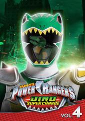Power Rangers Dino Super Charge - Volume 4