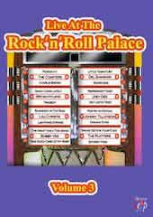 Live at the Rock 'N Roll Palace - Volume 3