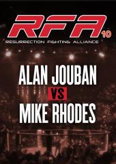 Alan Jouban vs. Mike Rhodes