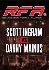 Scott Ingram vs. Danny Mainus