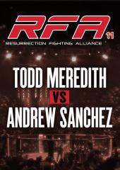 Todd Meredith vs. Andrew Sanchez