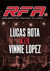 Lucas Rota vs. Vinnie Lopez