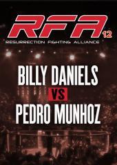 Billy Daniels vs. Pedro Munhoz
