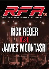 Rick Reger vs. James Moontasri